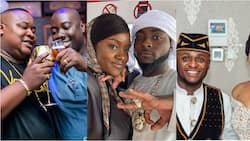 Davido and Chioma, Psquare brothers, 5 other celebrity breakups Nigerians didn't see coming