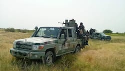 Photos released as troops kill 6 ISWAP terrorists, recover arms ammunition