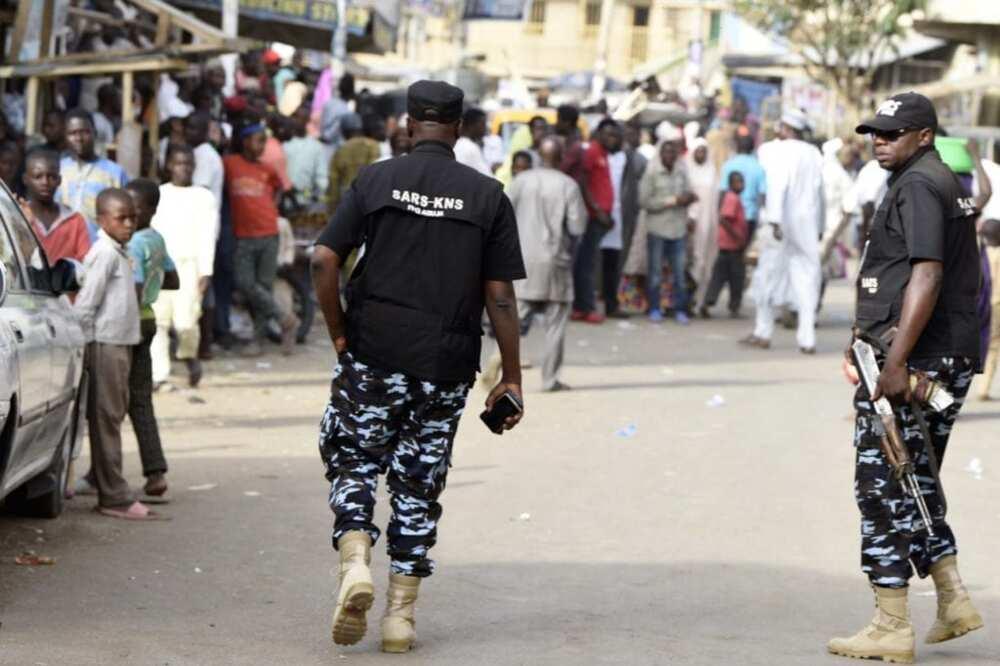 Yanzu yanzu: IGP ya gayyaci jami'an SARS Abuja domin ayi masu gwajin kwakwalwa
