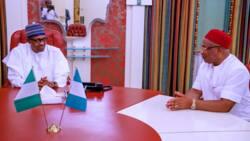 Rikicin cikin-gida: Yadda Gwamnamu yayi wa PDP aiki a zaben da aka yi – 'Dan takarar APC
