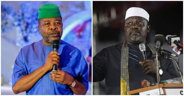 Okorocha accuses Imo government of looting his wife's property - Legit.ng