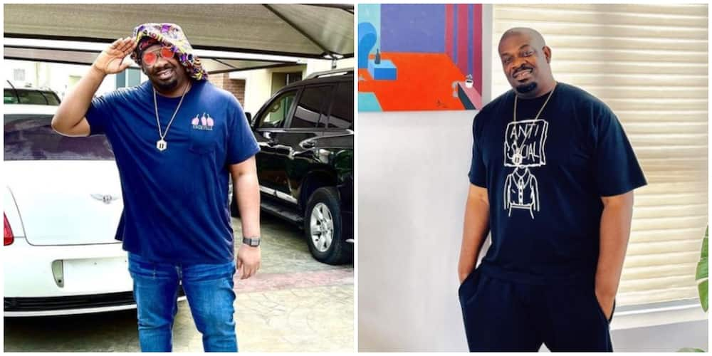 Mavin Record Boss Don Jazzy Confirms There's a Woman in His Life in New Interview with Ebuka