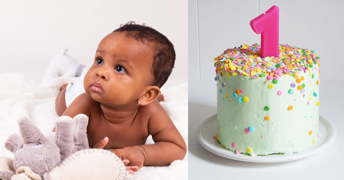 Fabulous One Year Birthday Cake Ideas For A Baby Legit Ng Funny Birthday Cards Online Elaedamsfinfo