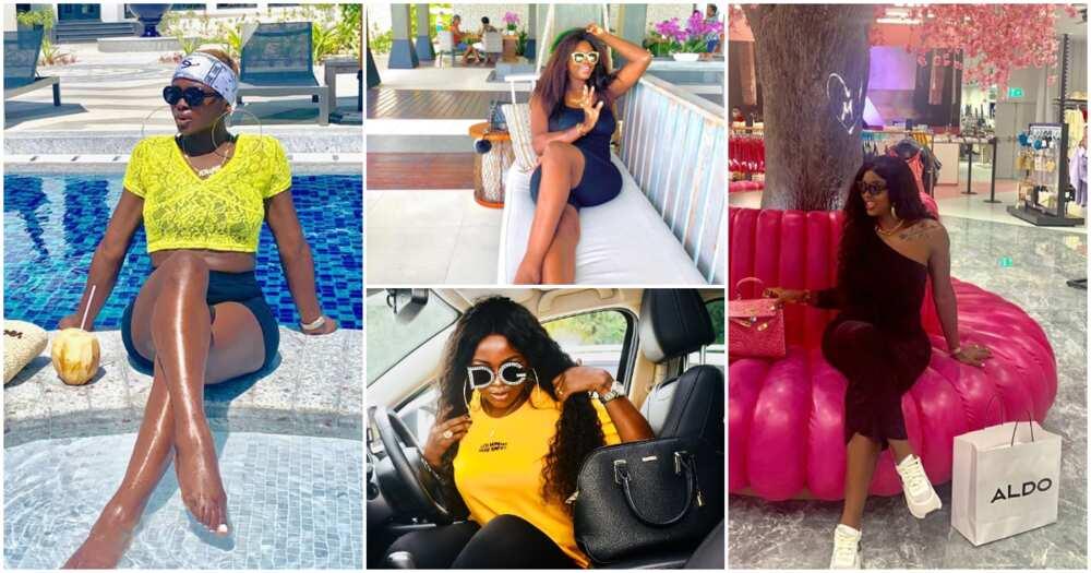 7 photos showing BBNaija's Ka3na was a big baller before entering the house