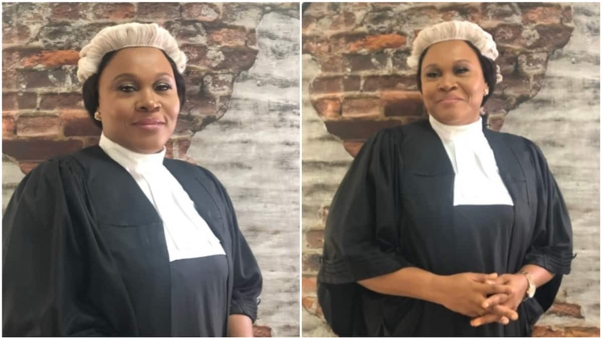 Nigerian lady celebrates as her mum gets called to bar, shares cute photos