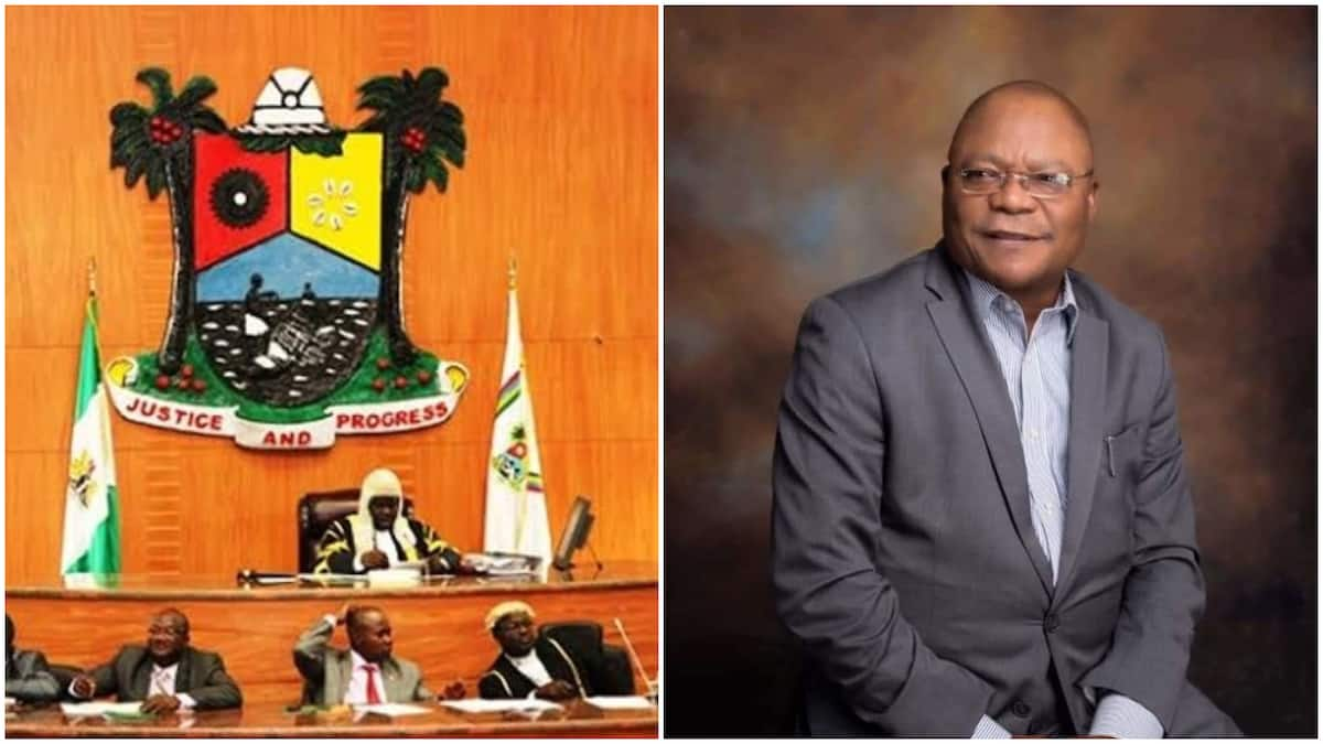 Image result for images of Lagos State Assembly suspends Ifako-Ijaiye LG chairman