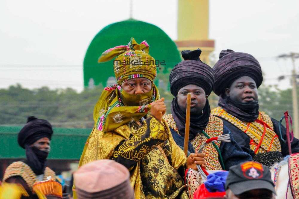 Na so diyata ta kammala karatunta kafin aure, Sarkin Bichi kan shirin auren diyarsa da Yusuf Buhari