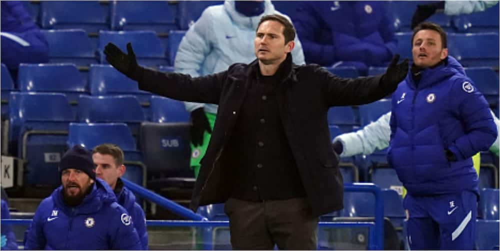 Chris Sutton claims Chelsea are under crisis following poor form
