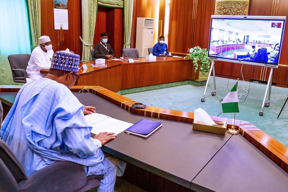 Edo election: Buhari is a democrat, he can't emulate Obasanjo in election manipulation, presidency declares