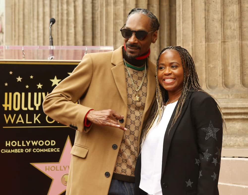 Snoop Dogg wife