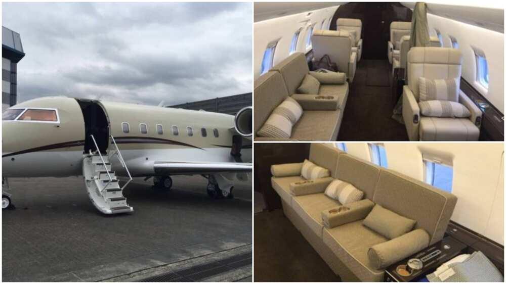 Nigerian Man Goes on Twitter to Sell Aeroplane, Puts Price at N2.2bn, People React