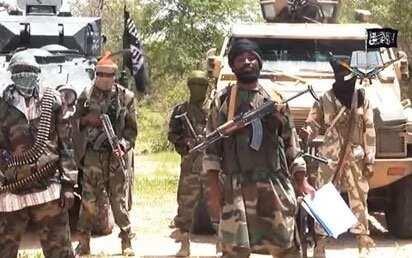 'Yan ta'adda 700 na Boko Haram sun shirya saduda - Gwamnatin Najeriya