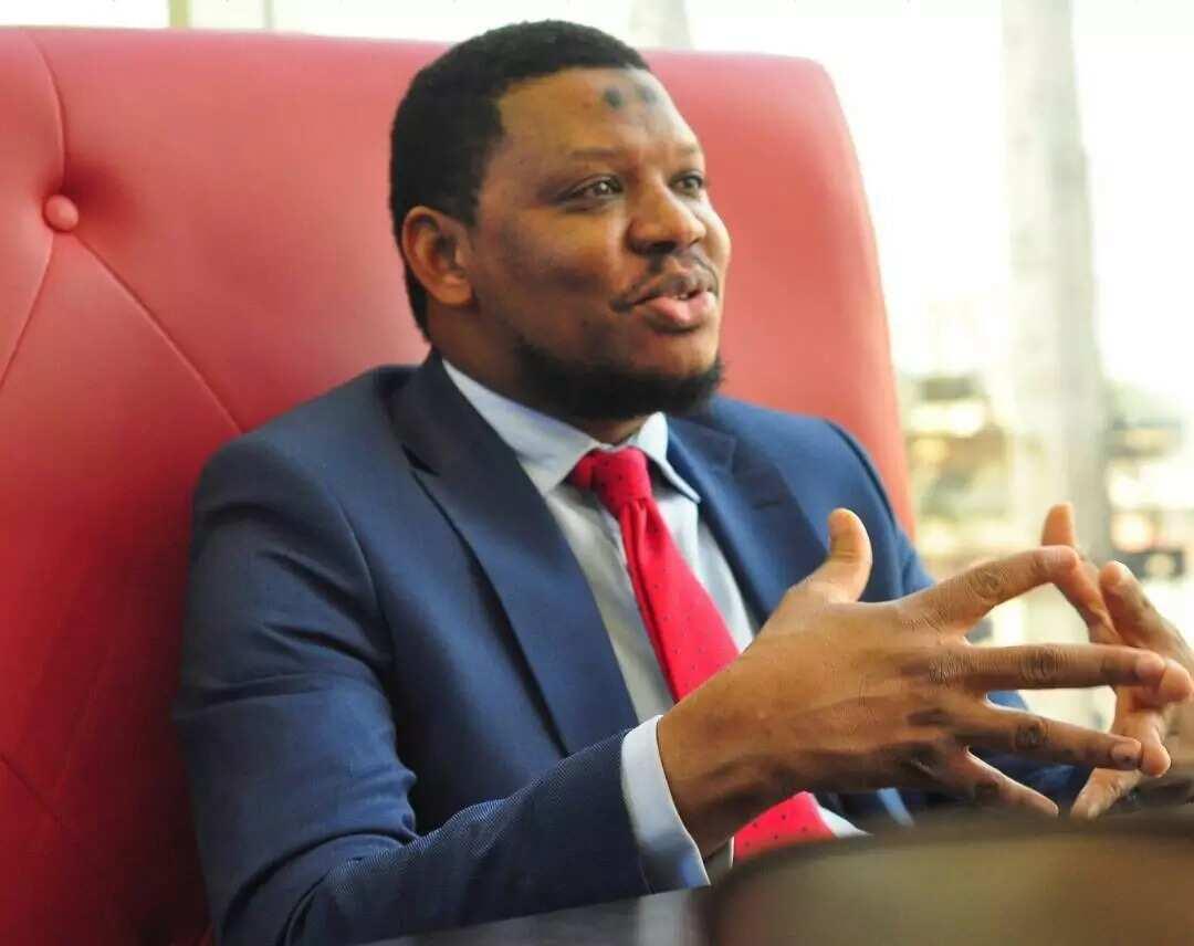 Wani Matashi 'Dan takara zai gwabza da Buhari a zaben 2019 a APC