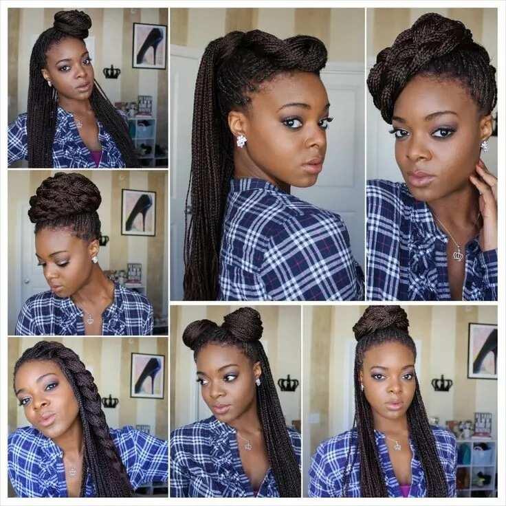 Nigerian Hairstyles For Ladies In 2019 Legit Ng