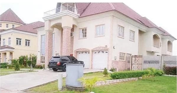 Image result for pics of  Senator Lee Maeba house in nigeria