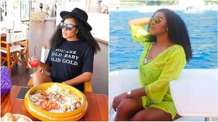 Chika Ike living her best life as she vacations in Monaco (photos)
