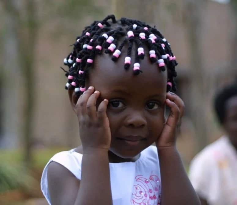 Hairstyle Of Girl 2018: Nigerian Children's Hair Styles For Girls In 2018 Legit.ng