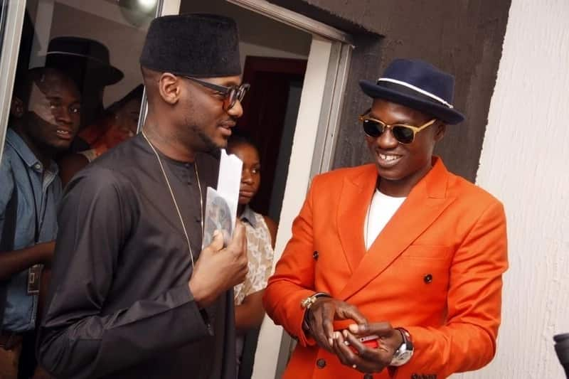 Here's how 2Baba and Sound Sultan settle fights between themselves