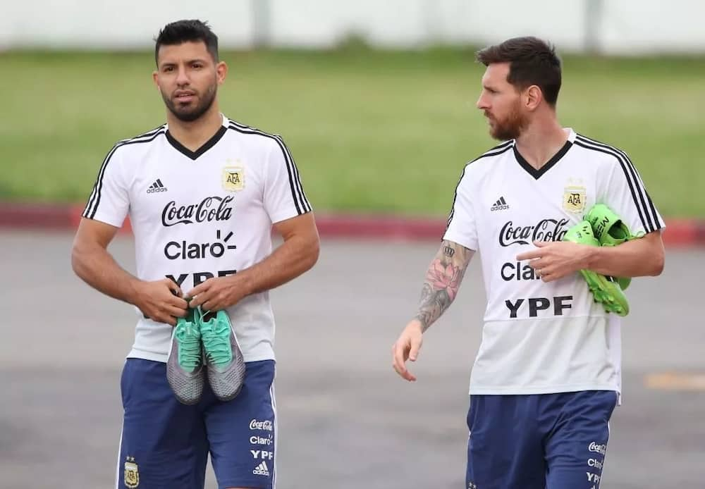 Sergio Aguero Tops List of 5 Players Who Can Become Barcelona's Next Big Star After Messi's Exit