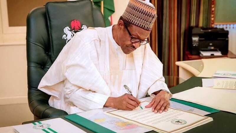Fadar shugaban kasa ta kare Buhari akan amincewa da bayar da $1bn na tsaro