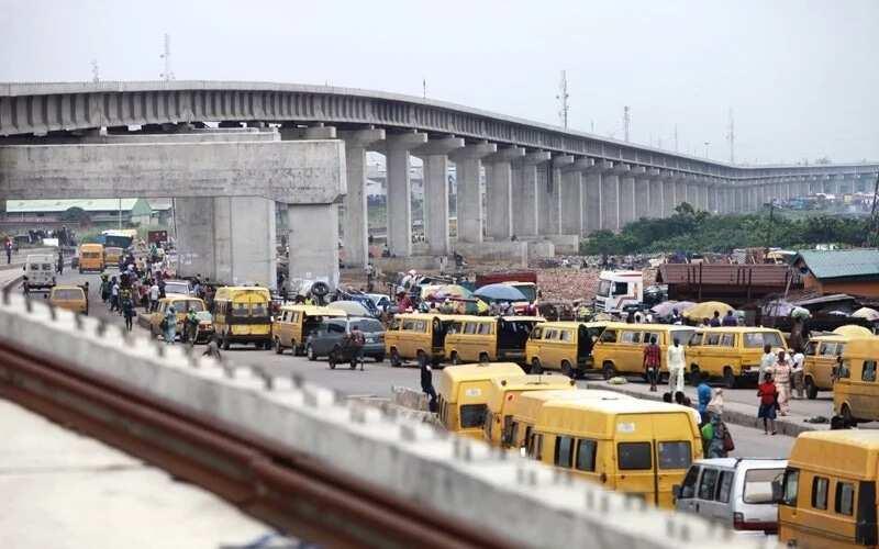 Sectors of the Nigerian economy - transport