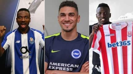 Check out the list of top 10 Nigerian players who moved in the summer transfer window