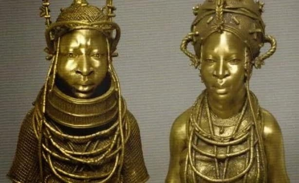 The stolen artifacts Britain returned to Nigeria