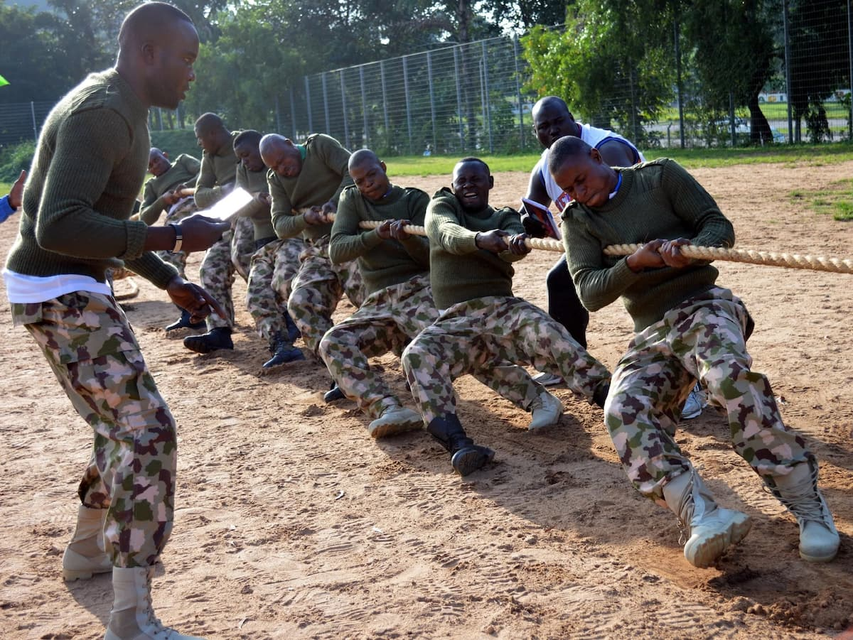 Nigeria Army form 2018 is out