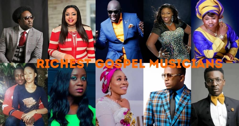 Richest gospel musician in Nigeria