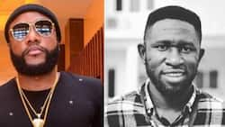 You need to apologise and go back to the village- Kcee says to Osagie
