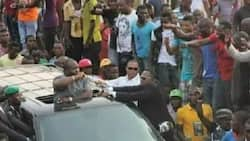 """DSS bows to pressure: How Ifeanyi Ubah was welcomed like a """"KING"""" in Anambra (Photos)"""