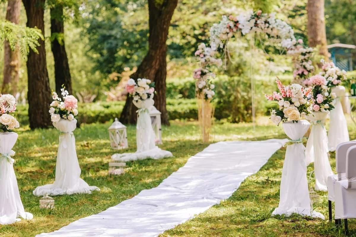 The wedding is the most important event in the life of every person