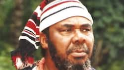 Who are Pete Edochie's wife and children?