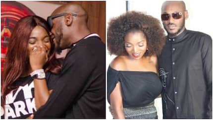 Annie Idibia speaks on relationship with 2baba, says every other man is just a distraction