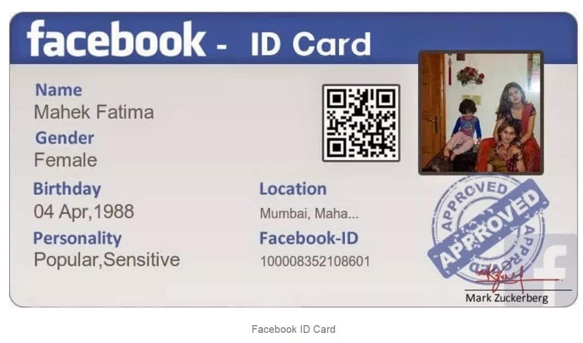 Facebook ID card: apply online with this guide ▷ Legit ng