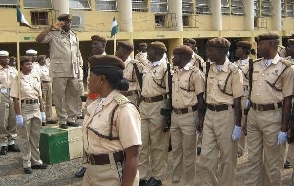 Nigeria prison service salary structure ▷ Legit ng