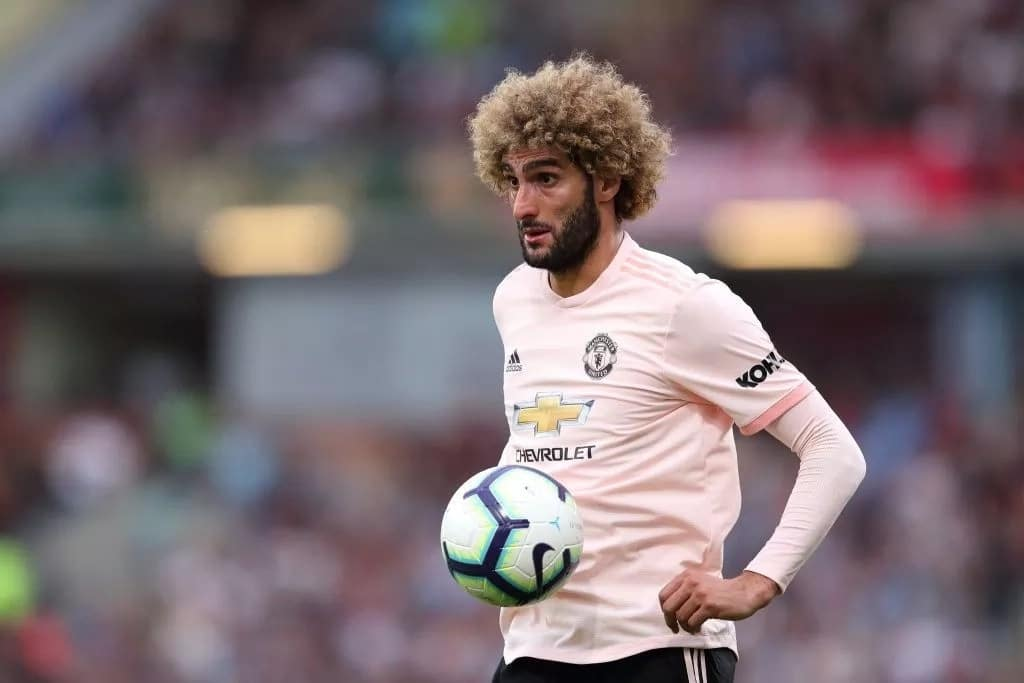 Solksjaer reportedly unhappy with Fellaini, could offload him in January