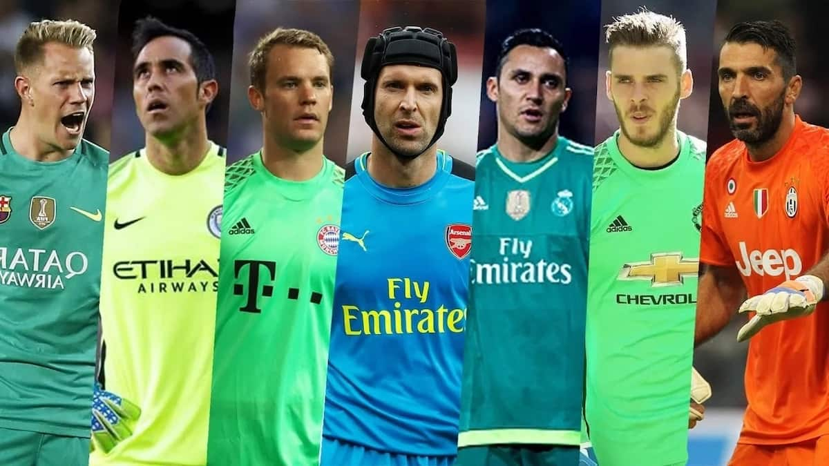 best goalkeepers in the world