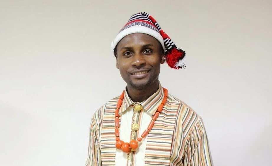 Types of Igbo dressing Okpu Agu hat