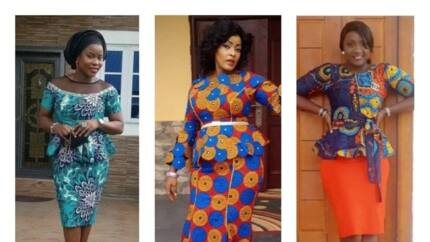 Best ankara skirt and blouse styles for real fashionistas