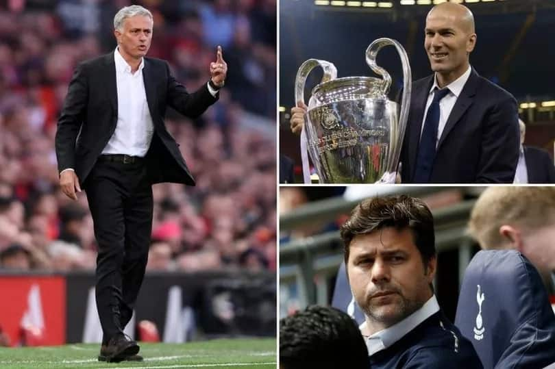 Meet 5 potential mangers who can manager United if Jose Mourinho quits