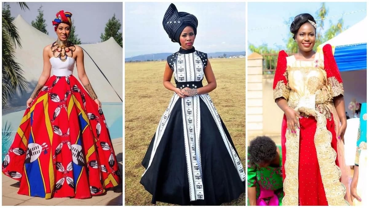 Take A Look At Traditional Wedding Outfits From Around The: African Traditional Wedding Dress Designs Legit.ng