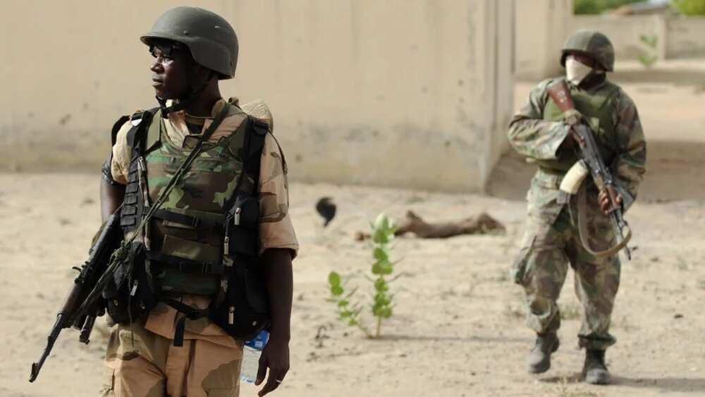 """Open"" borders of Nigeria"
