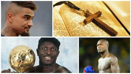 Meet 4 footballers who converted from Islam to Christianity