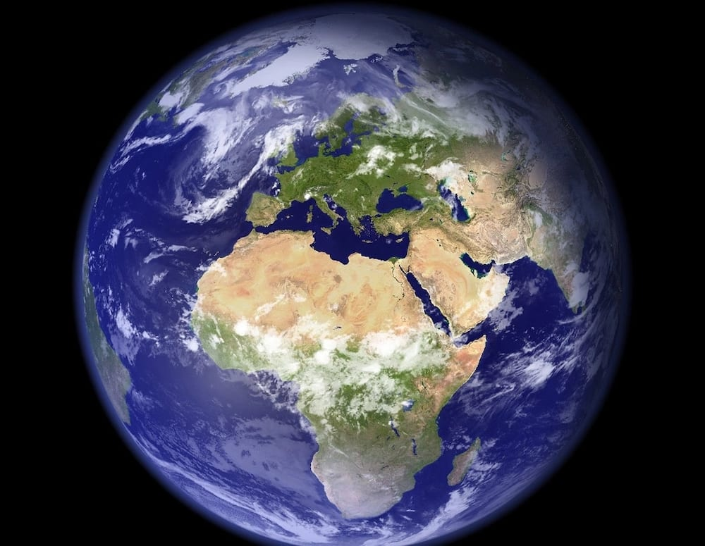 The largest country in the world by population and land mass planet Earth