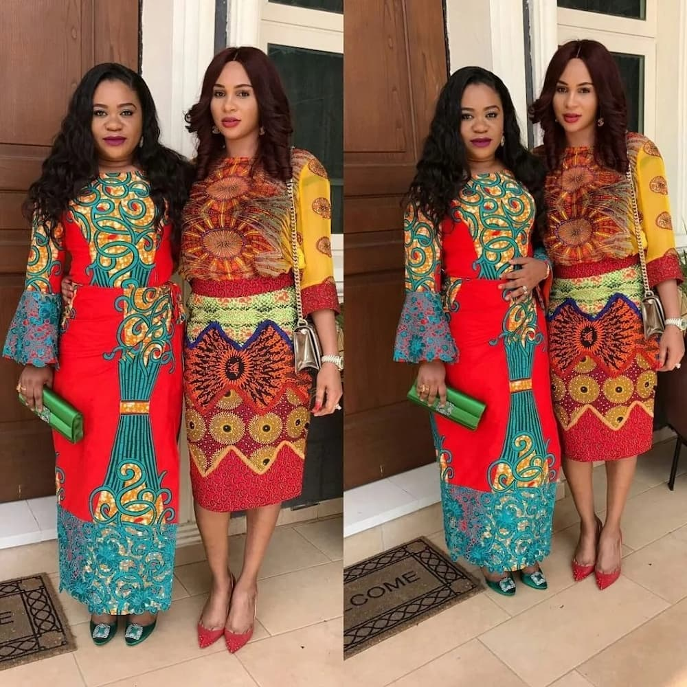 7be8d21c2a Fashion in Nigerian traditional styles  latest tendencies of 2018 ...