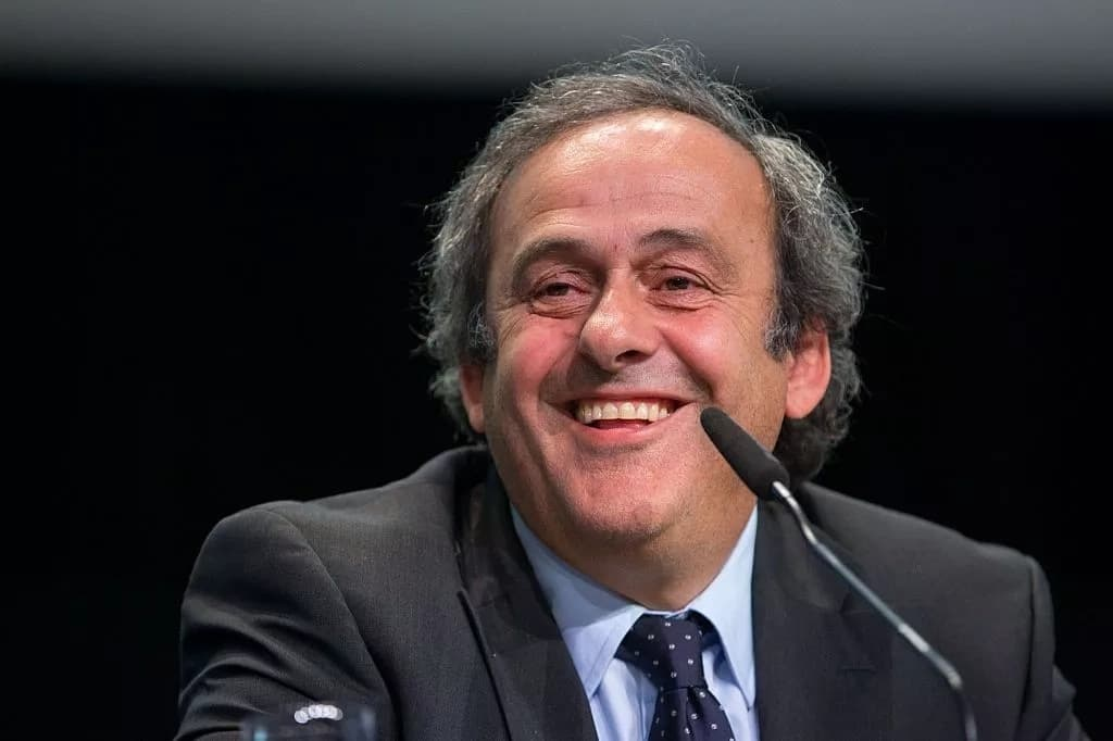 Former UEFA president Platini admits France '98 World Cup draws was fixed