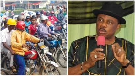 "Panic as Obiano gives July 1 deadline to ""okada"" riders to vacate Onitsha, Awka"