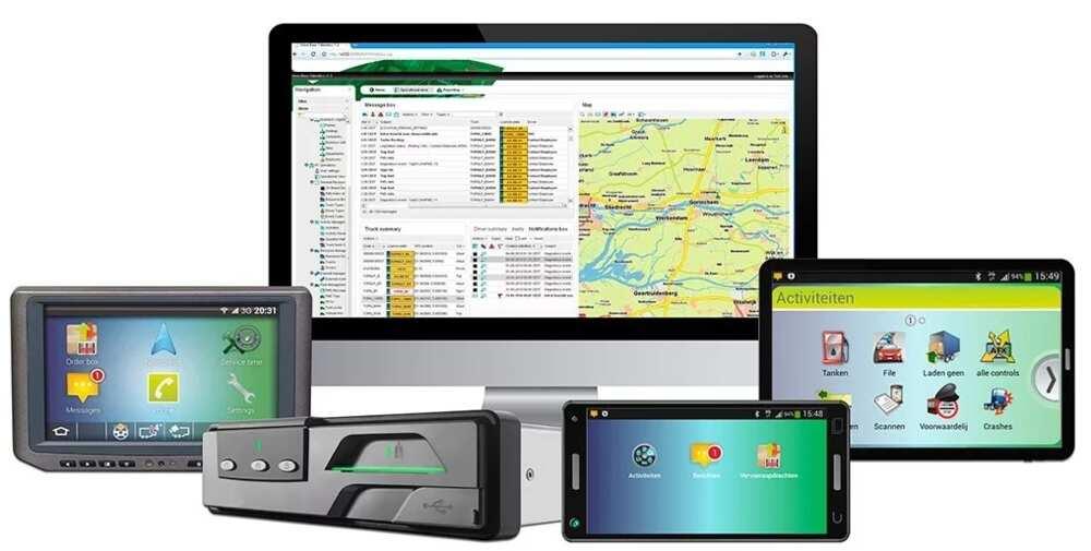 ICT gadgets functions