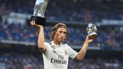 Unbelievable! Modric voted worst signing in La Liga 5 years ago